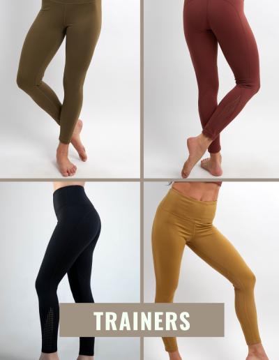 Savvi Trainers Legging