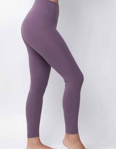Savvi Koza Leggings Purple