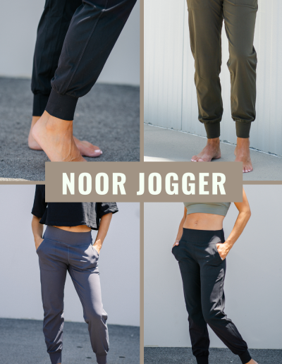 Savvi Noor Jogger