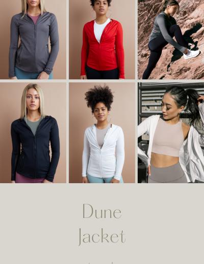 Savvi Dune Jacket