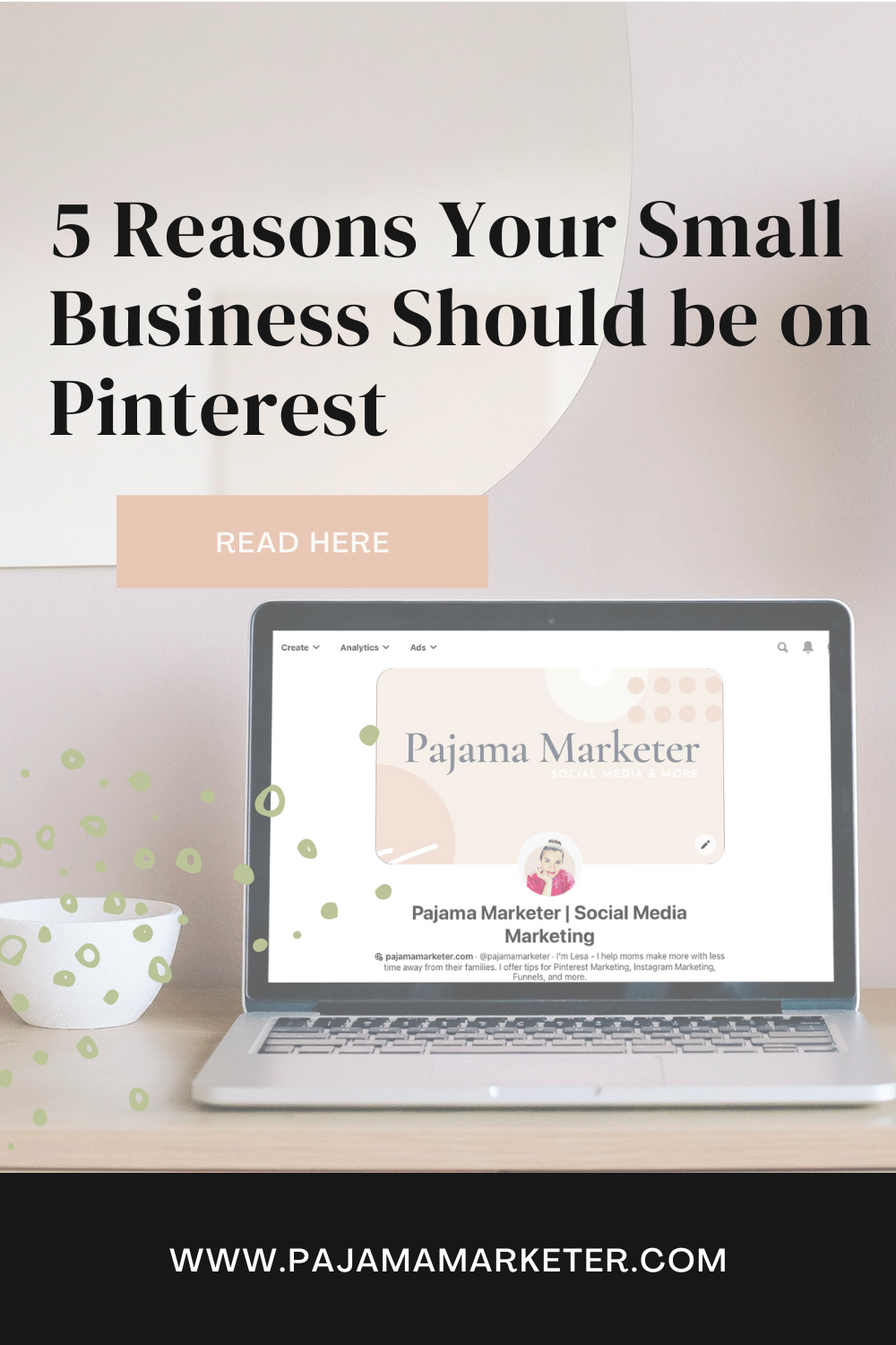 5 reasons your business should be on Pinterest